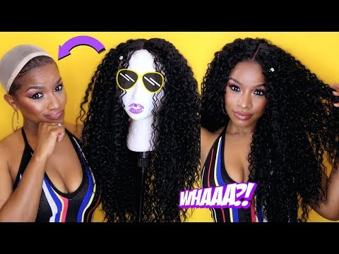 $17 Sis? How to Make a Wig in 30 mins! NEW Outre Weave