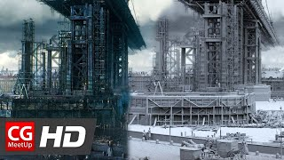 "CGI VFX Breakdown ""Duelist VFX Breakdown"" by Main Road Post"