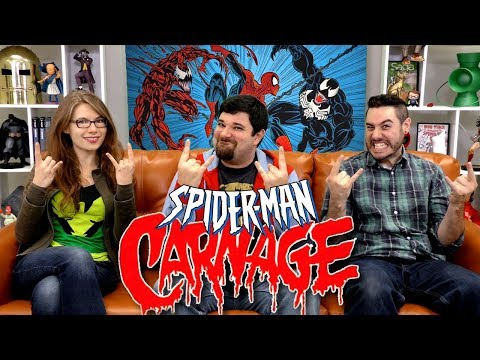 Spider-Man: Carnage - Back Issues