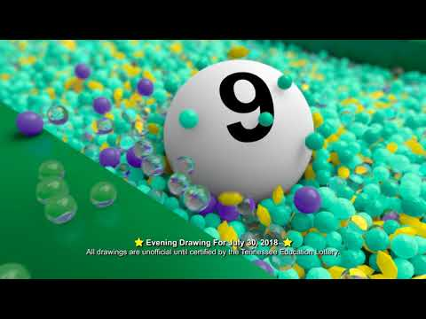 Tennessee Lottery Evening_C3_C4_LS 07/30/2018