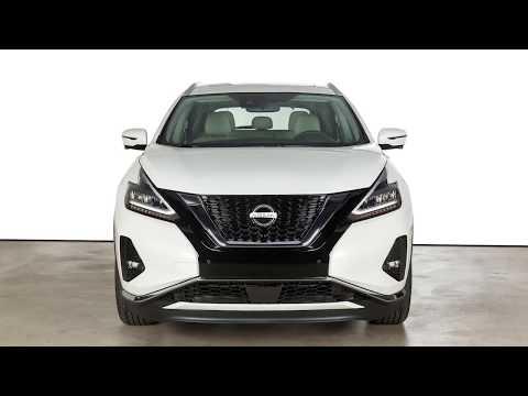 2019 Nissan Murano - Apple CarPlay®