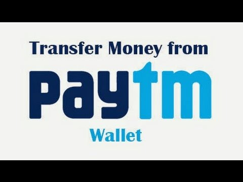 How to send money using PayTM ? or How to transfer PayTM money ?