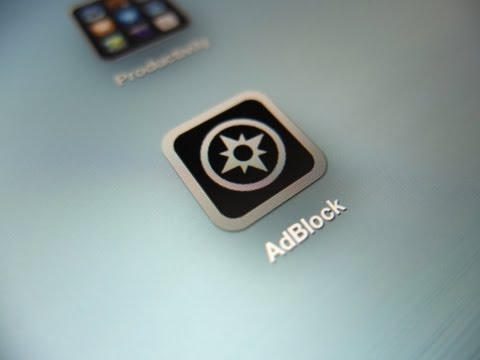 AdBlock for iOS - Safari Ad Blocking for iPhone and iPad - No Jailbreak Required