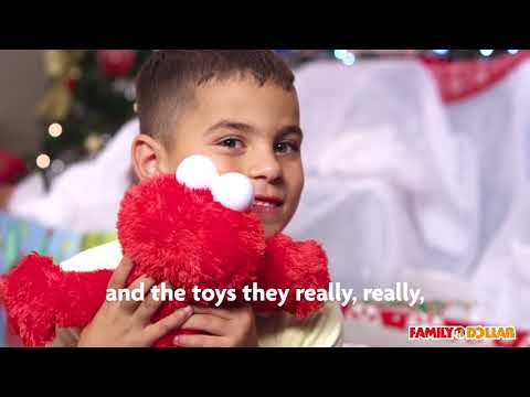 Family Dollar has the toys kids really, really, REALLY want!