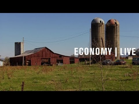The real state of the US farm economy