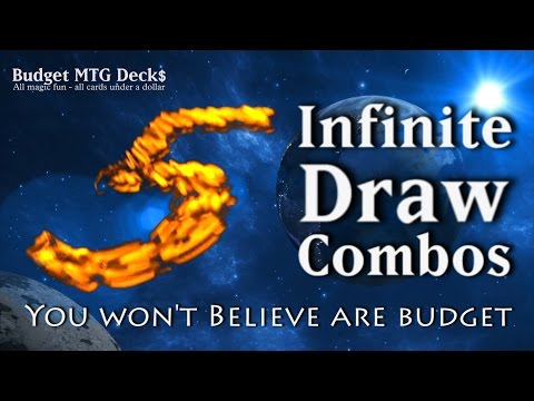 5 Infinite draw combos you won't believe are budget