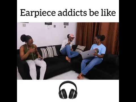 Skit : Maraji - Earpiece Addict