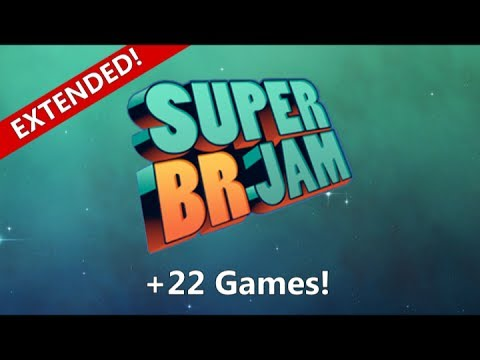 Super BR Jam adds 22 games!