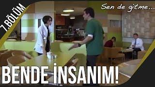 Sen De Gitme 7.bölüm - Kerem Hastaneden Kovuluyor!