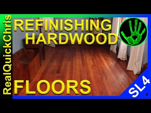 how to refinish your hardwood flooring easy and cheap