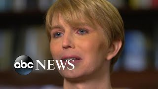 Chelsea Manning says she didn