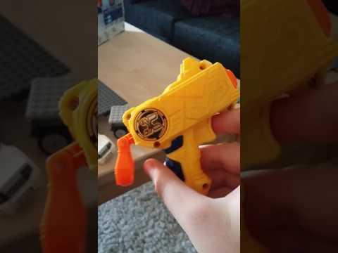 Nerf taser 1-1 skud