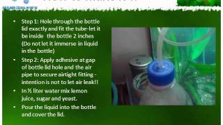 How To Make Co2 Diffuser For Aquarium Plants Diywmv