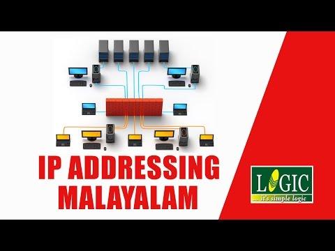IP addressing [Malayalam]