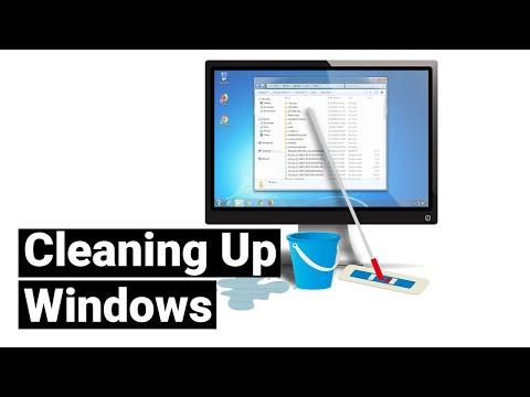 Free up Hard Drive Space - Windows Basics