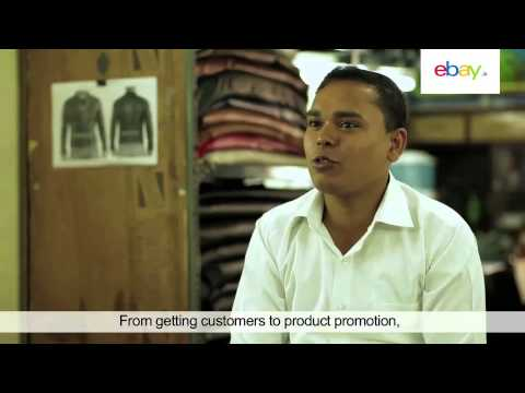 eBay Stories: Retail Export Merchant - Taushif Ansari