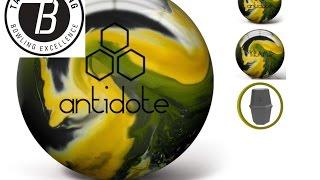 Pyramid Antidote Bowling Ball Review by TamerBowling.com