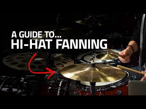 A Guide To Hi-Hat Fanning (Drumeo)