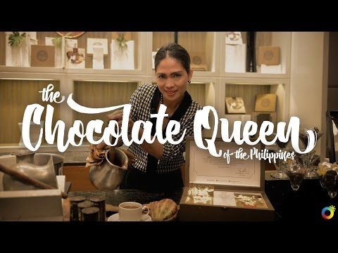 The Philippines' Chocolate Queen