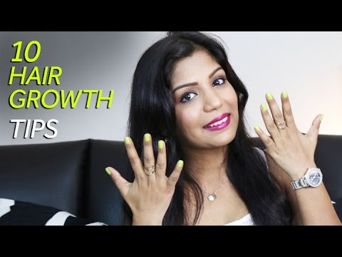 Top 10 Healthy Hair Growth Tips for Summer  | Home Remedies for Hair Growth | SuperPrincessjo