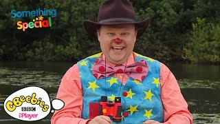 Mr Tumble's Big Outdoor Playlist ⚽️🏕💦  CBeebies   ONE HOUR!
