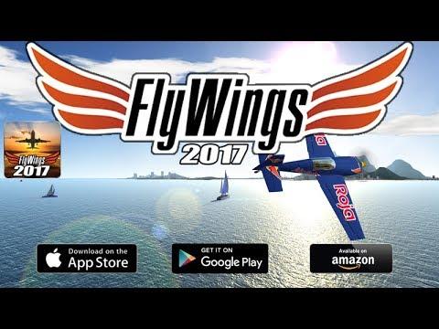 Flight Simulator FlyWings 2017 - Trailer - Best flight simulator!