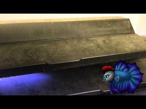 How To Get Build Up Off Aquarium Equipment