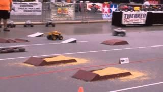 Ihobby 2012: Retro Monster Truck Racing