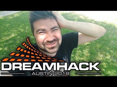 AngryJoe @ Dreamhack 2018!