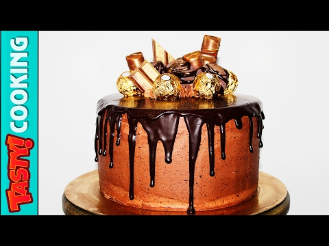 ULTIMATE CHOCOLATE CAKE Recipe 🍰 How To Make Moist Chocolate Cake From Scratch 🍰 Tasty Cooking