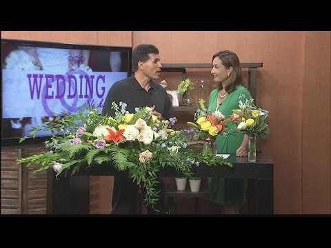Ways to save on wedding flowers