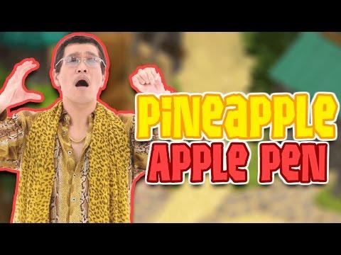 PPAP Pen Pineapple Apple Pen (ANIMAL JAM)