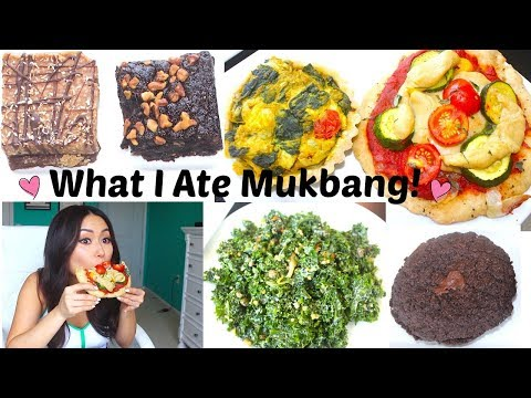 What I Ate For Lunch (Vegan Gluten Dairy Free) Watch Me Eat Mukbang Ep 3