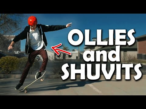 ZexyZek Skates: Episode 2 - Ollies and Shuvits