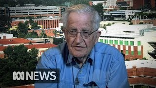 Noam Chomsky on Donald Trump and the prospect of nuclear war