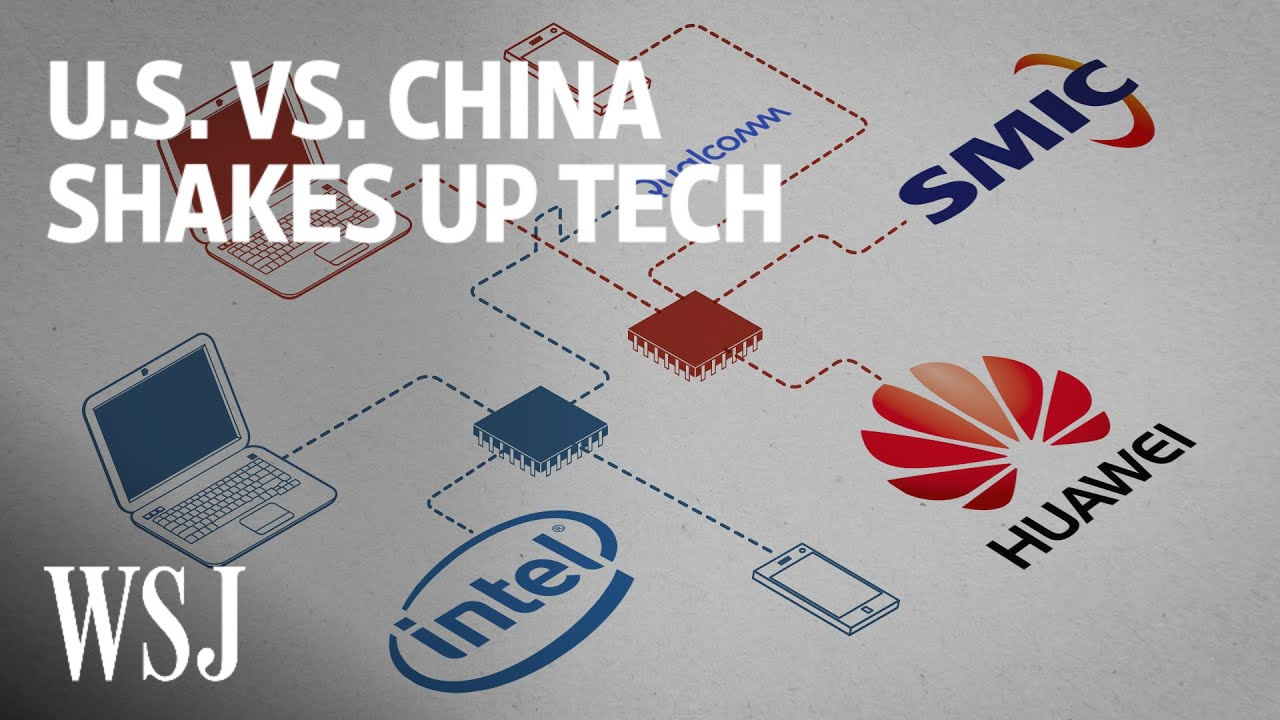 Tech Decoupling: China's Race to End Its Reliance on the U.S. | WSJ