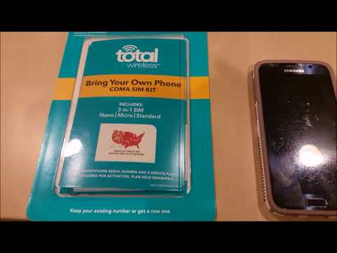 Total Wireless versus Verizon Cell Network: Switching from Verizon to Total Wireless Review
