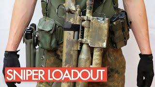 Airsoft Sniper Loadout | Gear | Equipment
