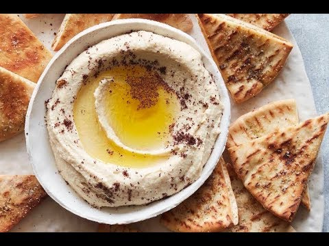 The Best  Hummus EVER!! (Perfectly smooth!)