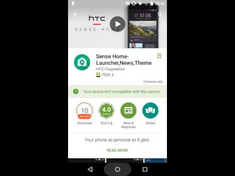 How To Install HTC Sense (Blinkfeed & HTC Apps) On Any Android Device (NO ROOT REQUIRED)