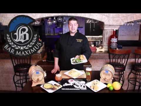 Bar Maximus Pesto Chicken Panini (2015)  America