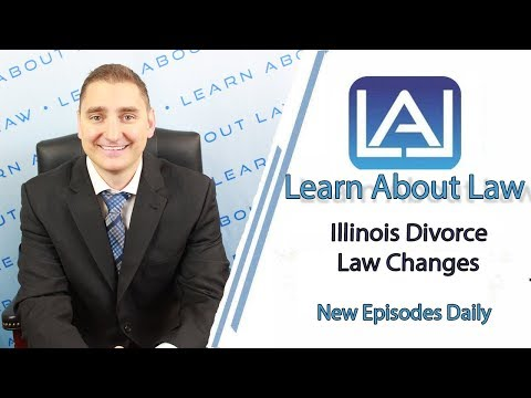 Changes to Illinois Divorce Laws
