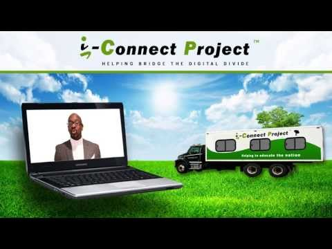The i-Connect Bus - Mobile ICT Lab