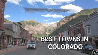 Download The Best Towns in Colorado Video