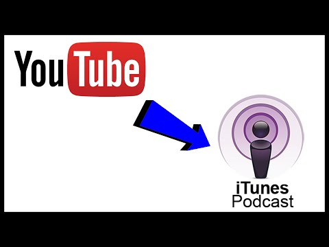 How to Submit a YouTube Channel to iTunes Podcast Directory Tutorial