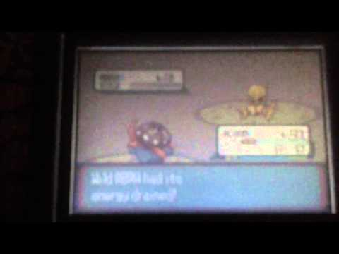 Pokemon sapphire version - How to catch abra!