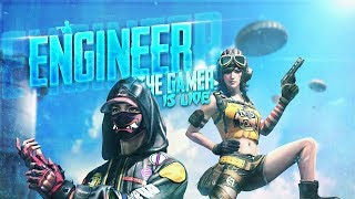 🔴New Update PUBG Mobile Live with Engineer | Subscribe & Join to support Indian Mobile players.