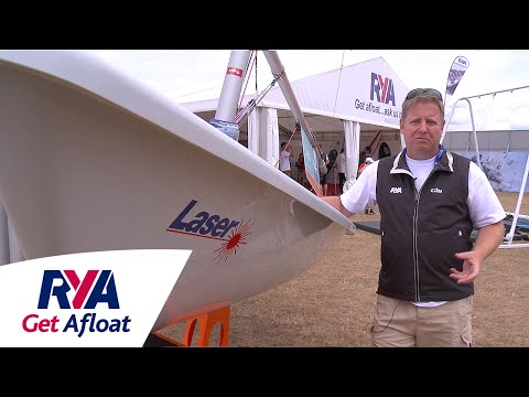 Introduction to the Laser Dinghy - Get Afloat with the RYA