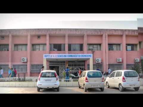 NIT Kurukshetra Campus Video