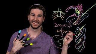 Download Carbon Nanotube Super Spider Silk   Because Science Live! Video